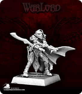 Warlord: Mercenaries - Dendris, Dark Elf Assassin