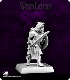 Warlord: Mercenaries - Mercenary Warrior Grunt