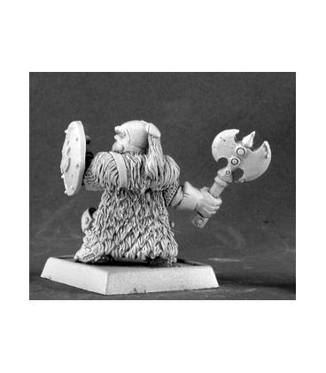 Warlord: Kragmarr - Sigurlam Axehelm, Dwarf Captain