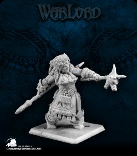 Warlord: Kragmarr - Skadi, Dwarven Goddess