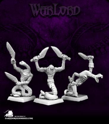 Warlord: Reptus - Nagendra Rangers Adept Box Set