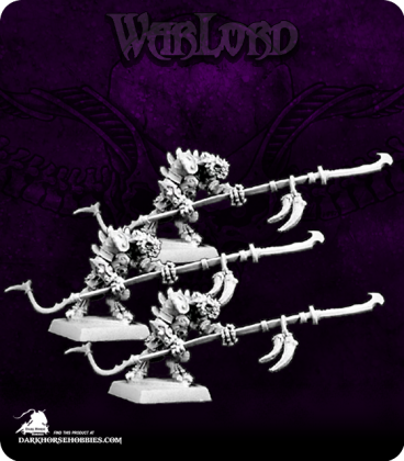 Warlord: Reptus - Longstrikers Grunt Box Set