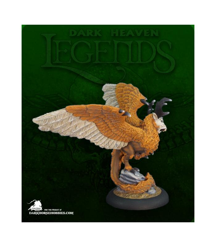 Peryton 03702 Reaper Dark Heaven Legends