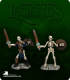 Dark Heaven Legends: Skeleton Swordsmen