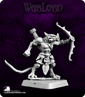 Warlord: Reptus - Clutchling Archer Grunt