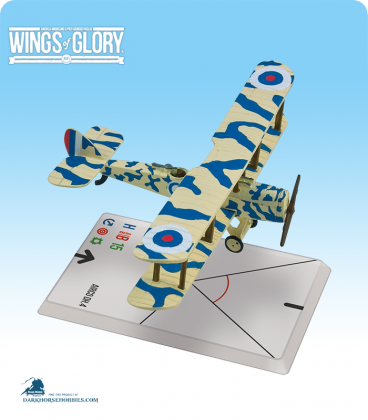 Wings of Glory: WW1 Airco DH.4 (Cotton/Betts) Airplane Pack