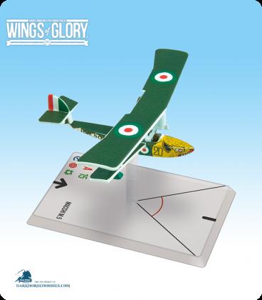 Wings of Glory: WW1 Macchi M.5 (Arcidiacono) Airplane Pack
