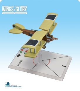 Wings of Glory: WW1 Albatros C.III (Meinecke) Airplane Pack