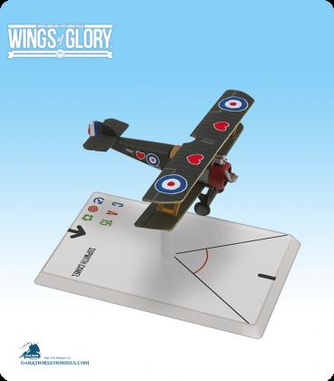 Wings of Glory: WW1 Sopwith Camel (Elwood) Airplane Pack