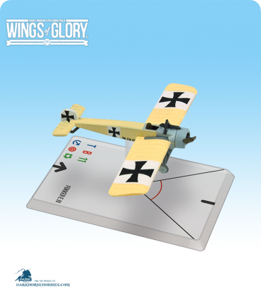 Wings of Glory: WW1 Fokker E.III (Immelmann) Airplane Pack