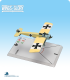Wings of Glory: WW1 Fokker E.III (Immelmann) Airplane Pack