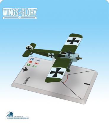 Wings of Glory: WW1 Fokker E.III (Hautzmayer) Airplane Pack