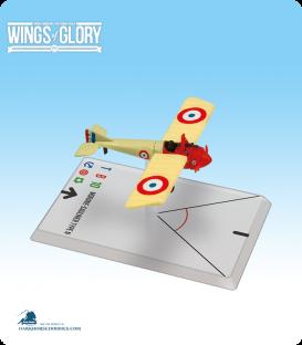 Wings of Glory: WW1 Morane-Saulnier Type N (Navarre) Airplane Pack