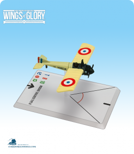 Wings of Glory: WW1 Morane-Saulnier Type N (Gilbert) Airplane Pack