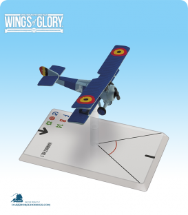 Wings of Glory: WW1 Hanriot HD.1 (Coppens) Airplane Pack