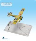 Wings of Glory: WW1 Hanriot HD.1 (Scaroni) Airplane Pack