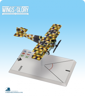 Wings of Glory: WW1 Aviatik D.I (Linke-Crawford) Airplane Pack