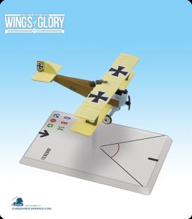 Wings of Glory: WW1 Aviatik D.I (Sabeditsch) Airplane Pack
