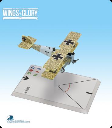 Wings of Glory: WW1 Aviatik D.I (Turek) Airplane Pack