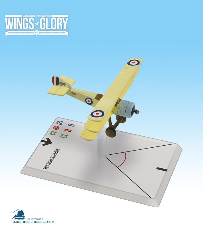 Bishop Wings of Glory RAF SE.5