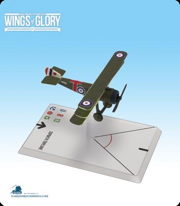 Wings of Glory: WW1 Sopwith Triplane (Little) Airplane Pack