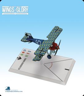 Wings of Glory: WW1 Siemens - Schuckert D.III (Von Beaulieu - Marconnay) Airplane Pack