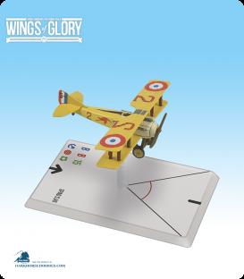 Wings of Glory: WW1 Spad S.VII (Guynemer) Airplane Pack