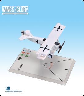 Wings of Glory: WW1 Fokker D.VII (Goering) Airplane Pack