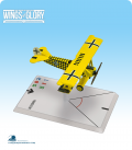 Wings of Glory: WW1 Fokker D.VII (Sachsenberg) Airplane Pack