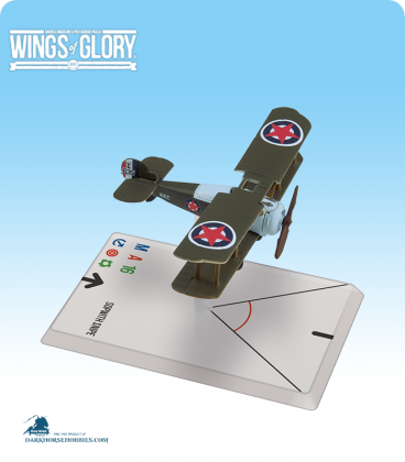 Wings of Glory: WW1 Sopwith Snipe (Sapozhnikov) Airplane Pack