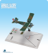 Wings of Glory: WW1 Nieuport 17 (Charles Nungesser) Airplane Pack