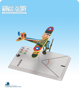 Wings of Glory: WW1 Nieuport NI.28 (Hartney) Airplane Pack