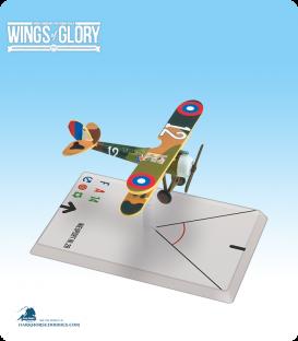 Wings of Glory: WW1 Nieuport NI.28 (Rickenbacker) Airplane Pack