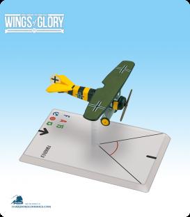 Wings of Glory: WW1 Fokker E.V. (Osterkamp) Airplane Pack