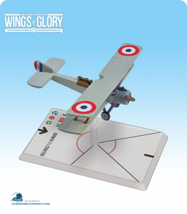 Wings of Glory: WW1 Sopwith 1½ Strutter (Costes/Astor) Airplane Pack