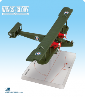 Wings of Glory: WW1 Handley-Page O/400 (RNAS) Airplane Pack