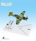 Wings of Glory: WW2 Curtiss P-40F Warhawk (Lott) Airplane Pack
