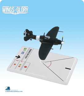 Wings of Glory: WW2 Reggiane Re.2001 Falco II (Metellini) Airplane Pack