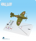 Wings of Glory: WW2 Reggiane Re.2001 Falco II (Cerretani) Airplane Pack