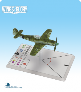 Wings of Glory: WW2 FW-190 D-13 (Götz) Airplane Pack
