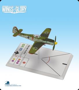 Wings of Glory: WW2 FW-190 D-9 (Wübke) Airplane Pack