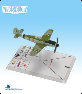 Wings of Glory: WW2 FW-190 D-9 (7./JG 26) Airplane Pack