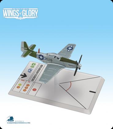 Wings of Glory: WW2 P-51D Mustang (Saks) Airplane Pack