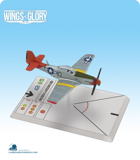 Wings of Glory: WW2 P-51D Mustang (Ellington) Airplane Pack