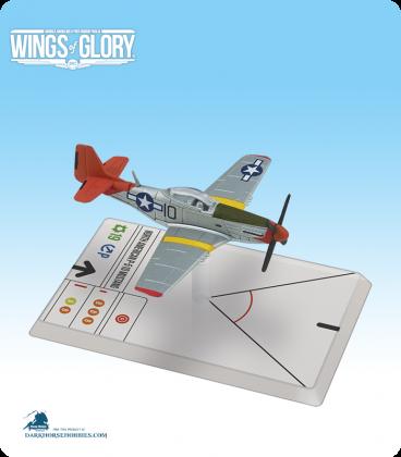 Wings of Glory: WW2 P-51D Mustang (Ellington) Airplane Pack