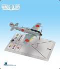 Wings of Glory: WW2 Nakajima Ki-84 Hayate (Fujimoto) Airplane Pack