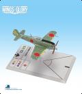 Wings of Glory: WW2 Nakajima Ki-84 Hayate (52 Sentai) Airplane Pack