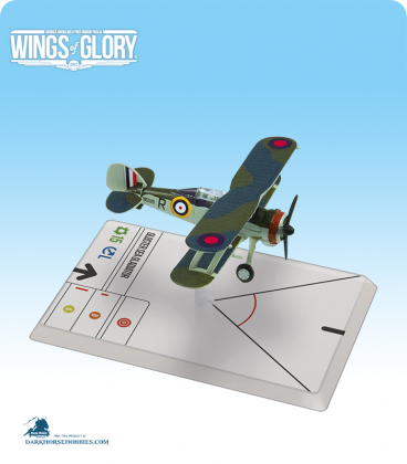 Wings of Glory: WW2 Gloster Sea Gladiator (Burges) Airplane Pack