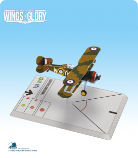 Wings of Glory: WW2 Gloster Gladiator MK.I (Pattle) Airplane Pack