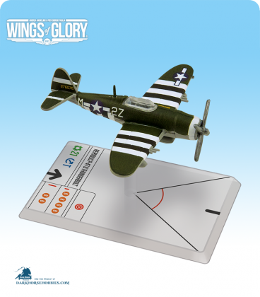 Wings of Glory: WW2 Republic P-47D Thunderbolt (Mohrle) Airplane Pack